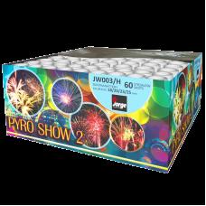 JW003/H-Pyro Show
